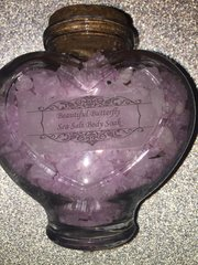 Sea Salt Body Soak-Relaxing Lavender Buds and Lavender Essential Oil