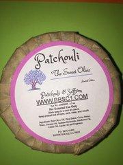 SWEET OLIVE - JAZZY PATCHOULI & SAFFRON