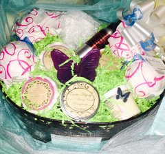 Body Spa Gift Basket