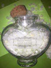 Sea Salt Body Soak -SinusRelief Green Tea, Eucalyptus & Peppermint