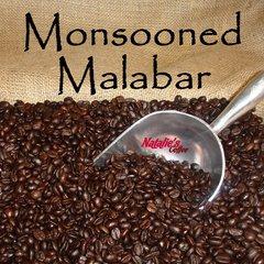 Monsooned Malabar Fresh Roasted Gourmet Coffee 12 oz Bag