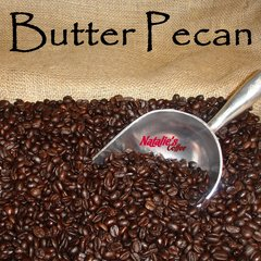 Butter Pecan Fresh Roasted Gourmet Flavored Coffee