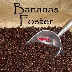 Bananas Foster Fresh Roasted Gourmet Flavored Coffee