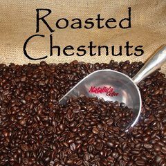 Roasted Chestnuts Fresh Roasted Gourmet Flavored Coffee