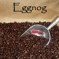 EggNog Fresh Roasted Gourmet Flavored Coffee