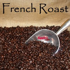 French Roast Blend Fresh Roasted Gourmet Coffee 12 oz Bag