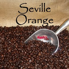 Seville Orange Fresh Roasted Gourmet Flavored Coffee