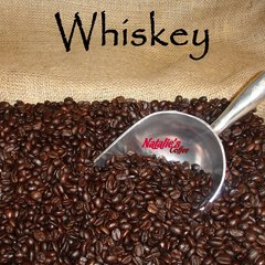 Whiskey Fresh Roasted Gourmet Flavored Coffee
