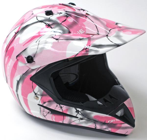 Kid Youth Offroad Helmets For Atv Utv Dirt Bike Go