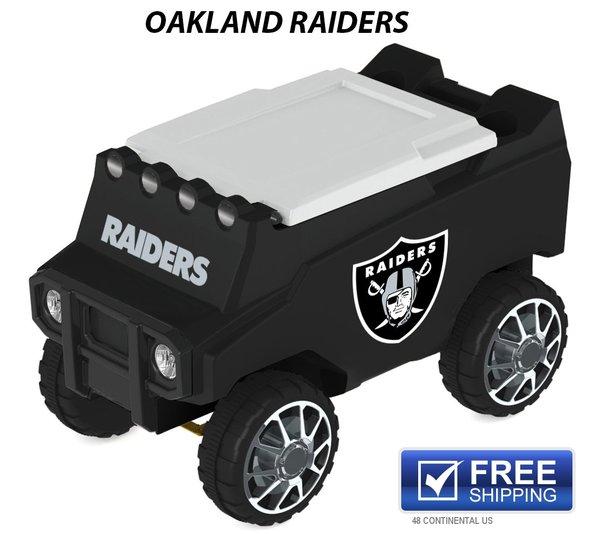 Oakland Raiders Rc Cooler C3 Custom Coolers