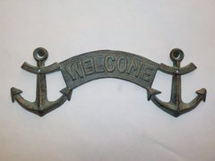 Welcome Plaque - #65005