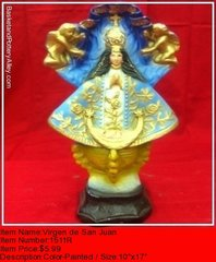 Virgen de San Juan - #1511R