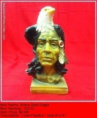Brave Bust Eagle - #1521G