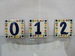 Address Numbers - #9501