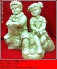 Childhood Love - #1532J