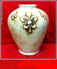 FDL Vase - #1561E