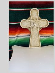 Rounded Cross - #