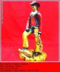 Rodeo Cowboy - #1502G