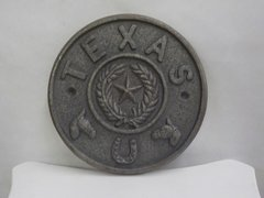 Texas Plaque - #65006