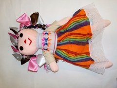 Lg Mexican Doll - #5021