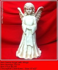 Angel with Wings - #1551A