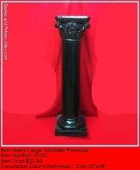 Large Gladiatro Pedestal - #1515C