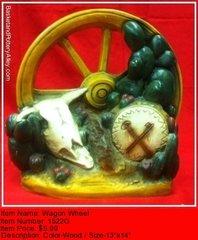 Wagon Wheel - #1522G