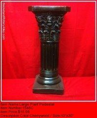 Large Point Pedestal - #1546C
