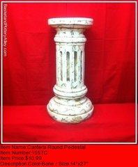 Cantera Roud Pedestal - #1557C