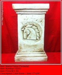 Horse Pedestal - #1535C