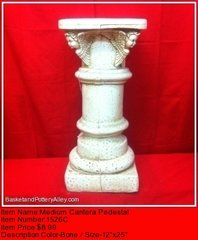 Medium Cantera Pedestal - #1526C
