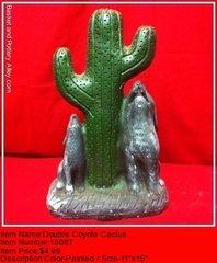 Double Coyote Cactus - #1508T