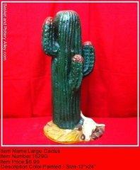 Large Cactus - #1529G