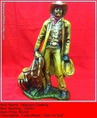 Vaquero Cowboy - #1503G