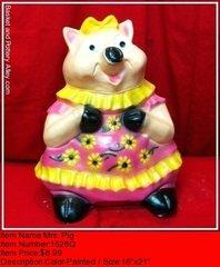 Mrs. Pig - #1528Q