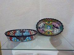 Oval Dish - #9514