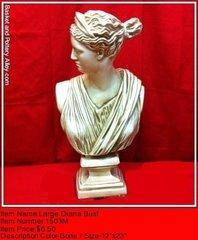 Lareg Diana Bust - #1503M