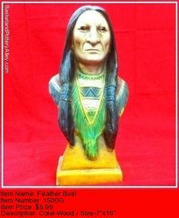 Feather Bust - #1500G