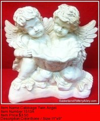 Cabbage Twin Angel - #1513A