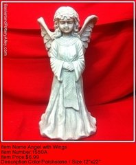 Angel with Wings - #1550A