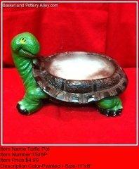 Turtle Pot - #1546P