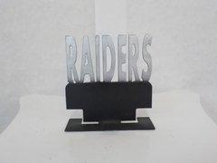 "Business Card Holder ""raiders"" - #65010"