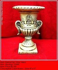 Ear Vine Vase - #1544E
