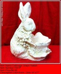 Cabbage Grape Rabbit - #1561P
