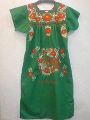 Vestido Bordado Green
