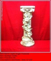 Joyful Angel Pedestal - #1548C