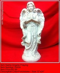 Angel Praying - #1545A