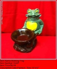 Working Frog - #1542P
