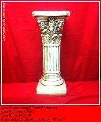 Lareg Point Pedestal - #1545C