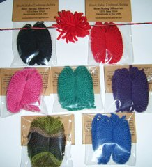 Wool string silencers